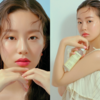 韓流俳優の朴ユナ,愛らしいメイクアップ写真集