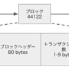 BitcoinのBlockとTransactionのデータ構造について