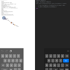 iPad でコードを書く - Coda for iOS 編
