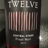 Twelve Degrees Pinot Noir Central Otago 2017