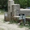 2011年 アルゼンチンの往年の名道路。40号線のオフロード