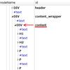 見るだけでわかる XPath の * と node() の違い
