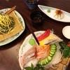 閉店……お刺身が大きい!台湾の日本料理店!