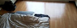 床寝は身体いい?寝具を少なく、快眠します