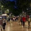 バルセロナでテロがあるなんて・・・