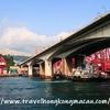 <香港:青衣>長輝路海濱花園 ~ランブラー海峡沿いのプロムナード~