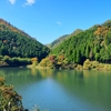 沓ヶ原ダム(広島県三好)