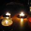 停電中の在宅ワーク