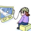 ゲーム機を利用したPTSDの最新治療法
