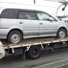 岩槻区から遺産相続の故障車をレッカー車で廃車の出張引き取りしました。