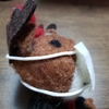 【ぬいぐるみマスクの作り方】コロナ禍でもちょっとおちゃめに過ごそう!