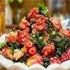【レシピ】タコとわかめの柚子胡椒ポン酢