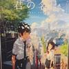 【アニメ映画】今更『君の名は。』を観てきた!【新海誠監督】