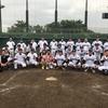 2018年6月17日 練習試合 vs 熊谷高校OBチーム