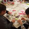 創作活動で雛飾りを創る