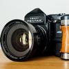 PENTAX 67 SMC Takumar 55mm f3.5がやって来た