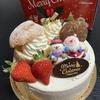 シャトレーゼのクリスマスケーキ