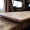 テーブルの角の加工