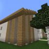 【Minecraft】小さめモダンハウスを作る【コンパクトな街をつくるよ31】
