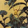 5/22(金)〜25(月) KAPUKI×wing popup 「夢幻アナクロニズム」販売商品 蜘蛛の帯