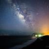 【天体撮影記 第59夜】 伊豆諸島2島目 新島の美しい白い砂浜と満天の星空の旅