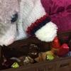 旦那さん用チョコ列車の積荷♪バレンタインチョコ♪その2♪