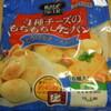 日本ハムさんの4種チーズのもちもちしたパン