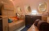 エティハド航空 A380-800 ファーストクラスアパートメント EY38 パリ→アブダビ 搭乗記 2018年