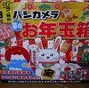 ヨドバシ2011年夢のお年玉箱・バラエティ家電の夢を買ってみた。