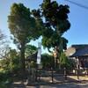 ポタリングで「福島正則陣跡」を表敬訪問する