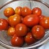ミニトマトと紫蘇ジュース