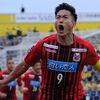 試合中動かなくなった脚を必死で叩いていた都倉    セレッソ大阪へ移籍が正式決定