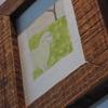 八丁堀の「カワイイブレッド&コーヒー」でアメリカーノ、ブリオッシュ、日本橋の「ゴントランシェリエ」で春菊と大根おろしの味噌風味のキッシュ。