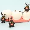 【抜歯体験日記】奥歯を抜きました。これからが不安・・・歯磨きはしっかりしましょう!