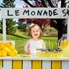 子供達が純粋な気持ちで集めたお金『レモネードスタンド活動』
