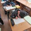 6年生:卒業文集を書く
