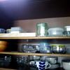 食器棚の整理、再び