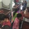 インド列車の自由席はこんな感じ!