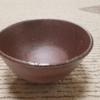 備前焼祭りに行ってきました。お米が映えるお茶碗です♪