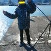 暖かい海を求めて 長男と尾鷲で13目釣り