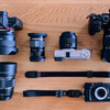 ブログで使っているカメラ機材について(2020年7月更新)