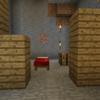【MinecraftPC版】Part190 エリトラで村の上空を飛んでみた