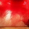 塩田千春「命がふるえる」展@森美術館