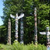 【カナダ春の周遊旅6】バンクーバー市内の風景とスタンレーパーク