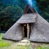 竪穴式住居に横穴式住居 《面白い宿泊体験》