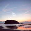 まるでオーロラのような神秘的な『夜光雲』が鹿児島など九州地方で観測!『こうのとり』7号のロケット打ち上げによる排煙の中の水蒸気が高層で凝結して発生したか!?