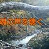 第207話【魂の声を聴く】山の渓流を歩く気持