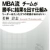 初めてマネジメントを任されるorマネジメントを追求したい方への推奨書籍
