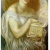 パンドーラー2 有名なヘーシオドスの「神統記」にはパンドーラの名前がないばかりではなく,パンドーラの箱(壺)の逸話につながる物語も書き記されていません.同じヘーシオドスによる「仕事と日(仕事と日々)」には,パンドラの名前と共に,箱(壺 英語ではJarと記されていました)も登場しているらしい.翻訳本が間に合わなかったので,英語サイトの記述を無謀にも訳してみました.分からないところは省いたり,そのままで.間違いも,もちろん?そのまま.