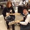 【ギタ女プロジェクト】vol.4 店頭ライブに向けて曲練習真っ只中!
